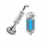 Надежден душ филтър за пречистване на хлор