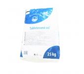 Таблетна сол за омекотяване на вода 25 кг