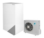 Термопомпа Daikin Altherma - Високотемпературна - въздух - вода