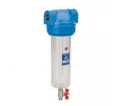 Филтърна колона с кран за източване 1 цол