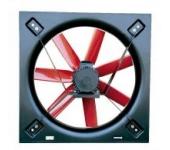Аксиални взривозащитени вентилатори HCBT  Ф315 - Ф710