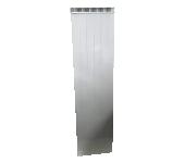 Алуминиев радиатор SOLE H1000