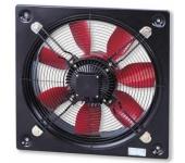 Аксиални вентилатори за монтаж на стена - HCBT