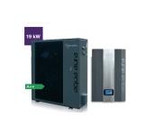 Инверторна термопомпа въздух-вода Crystal, Aqua Aura 19 kW