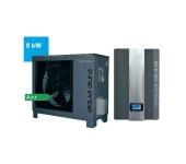 Инверторна термопомпа въздух-вода Aqua Aura Crystal, 9 kW