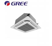 Касетъчен климатик Gree GUD140T-AT/GUD140WNhA-T, 48 000 BTU, Клас A++