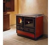 Печка с водна риза на дърва и въглища Thermo Magnum