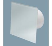 Вентилатор за баня и WC - MM-P 120 квадрат с клапа 01