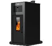 Пелетна камина BURNiT Ambient V2 10 kW с горещ въздух