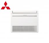 Подов климатик Mitsubishi Electric MFZ-KT25VG/SUZ-M25VA, 9000 BTU, Клас A++