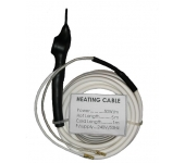 Нагревател с термостат (к) - гъвкав, 1м. студена зона и 2м. топла зона