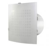 Вентилатор дизайнерски с декоративен стъклен панел BLAUBERG Ice-1 Ф100