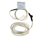 Нагревател с термостат (т/с) - гъвкав, 1м. студена зона и 3м. топла зона