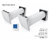Рекуператор Vents TwinFresh Easy-D RL7-50-3