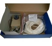Нагревател за външно тяло с регулируем термостат  1м. студена зона и 2м. топла зона