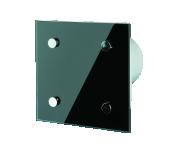 Вентилатор дизайнерски BLAUBERG Crystal Ф100