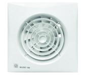 Безшумен вентилатор за баня и WC (220-240V) -Silent 100CZ
