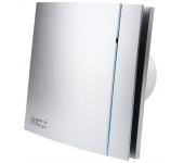 Безшумен вентилатор за баня и WC (220-240V) - Silent 100CZ Silver Design