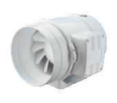 Канален  вентилатор двускоростен VENTS TT 150