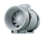Канален  вентилатор двускоростен VENTS TT PRO 100