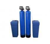 Двуколонна система за омекотяване на вода 2х45