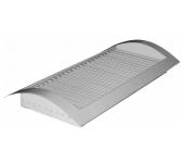 Вентилационна решетка за кръгли въздуховоди BP - S, BP - S AL, RBP-S